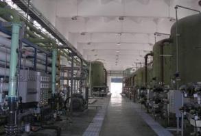 电力锅炉水处理系统