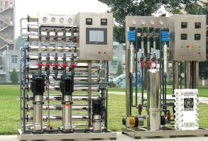 0.5T/H EDI超纯水处理设备