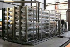 15吨反渗透设备