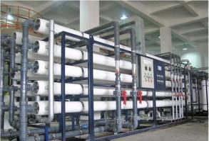 50T纯水设备