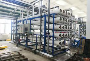 工业产品清洗纯水设备