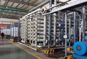 眼镜厂清洗纯水设备