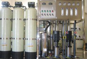 2吨纯水设备